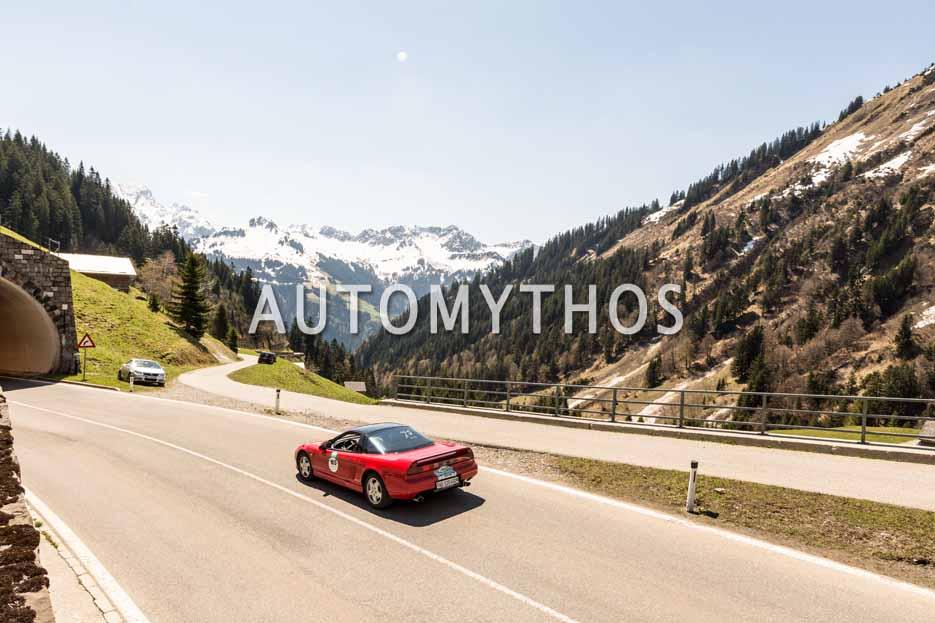 Automythos | 5. Bodensee Klassik 2016 | 165 | Kurt Manina & Sylvia Manzoni Manina | Honda NSX
