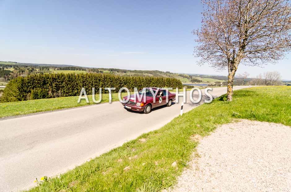 Automythos | 5. Bodensee Klassik 2016 | 169 | Michael Kristensen & Ralf Busch | Mercedes-Benz 560 SEC
