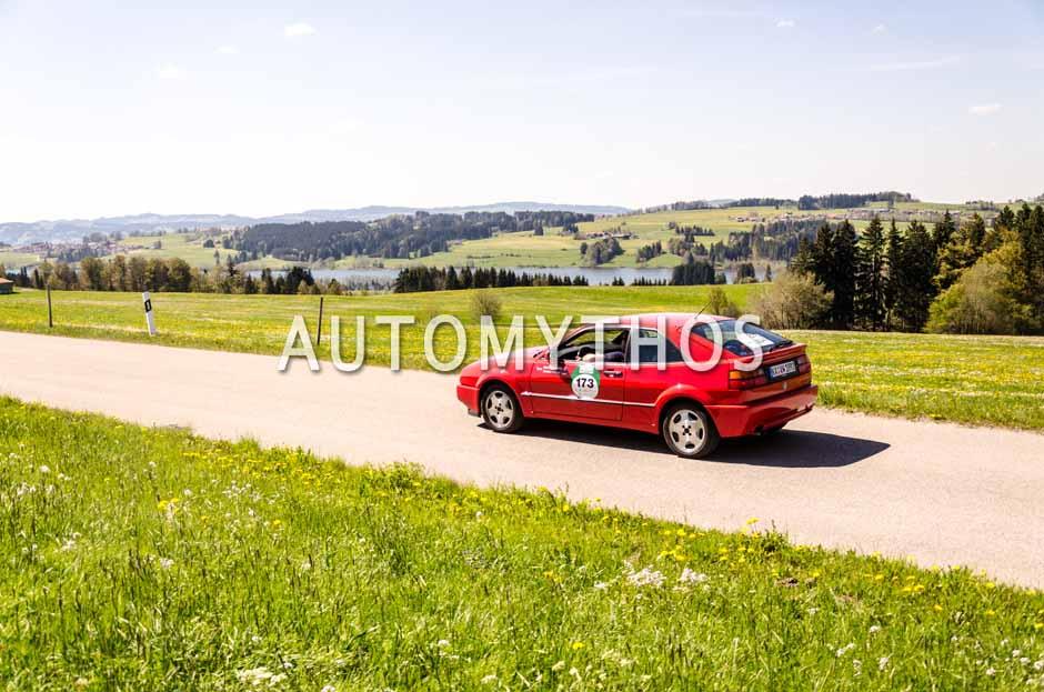 Automythos | 5. Bodensee Klassik 2016 | 173 | Christian Welling & Heike Welling | Volkswagen Corrado