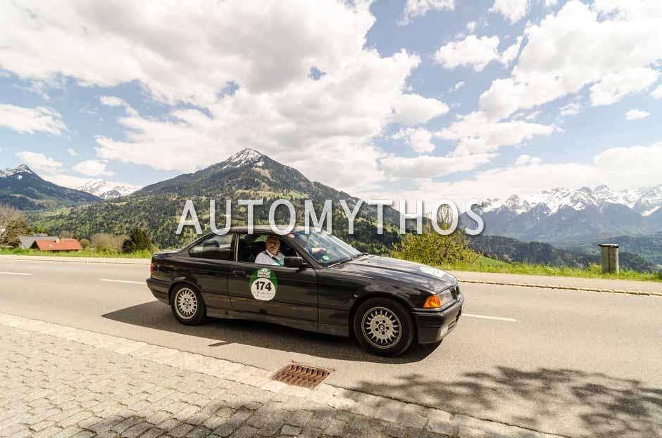 Automythos | 5. Bodensee Klassik 2016 | 174 | Prof. Dr. Michael Niehaus & Ralf Hosse | BMW 325i Coupé