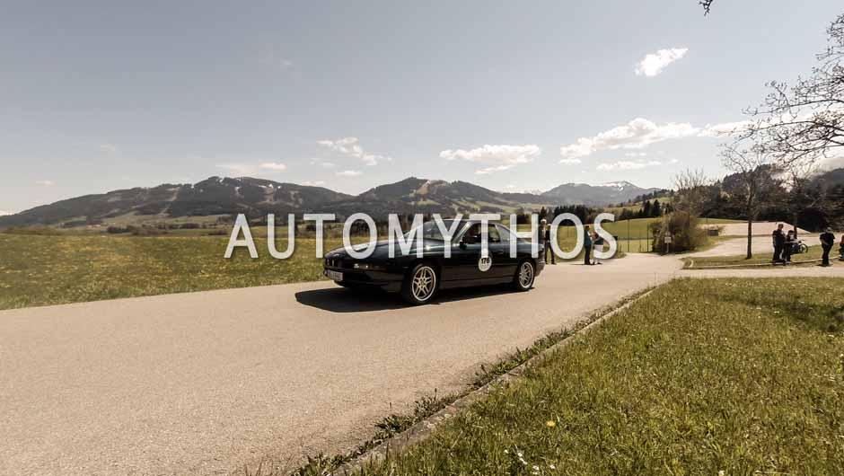 Automythos | 5. Bodensee Klassik 2016 | 176 | Carsten Grove & Heike Hassepass-Grove | BMW 840i