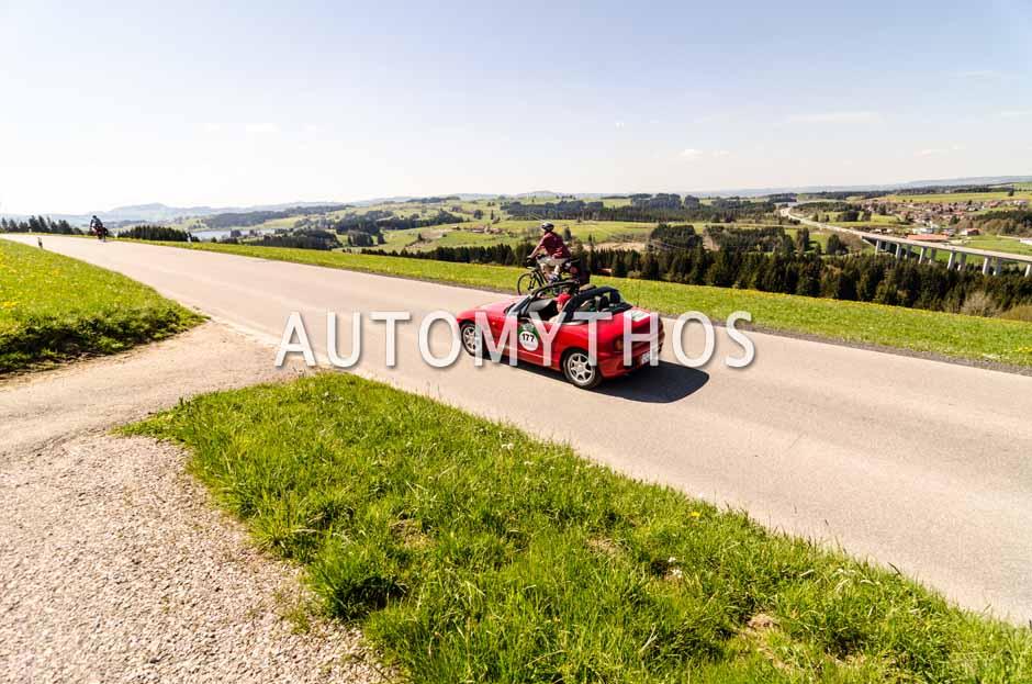 Automythos | 5. Bodensee Klassik 2016 | 177 | Roland Hildebrandt & Jörg Machalitzky | Suzuki Cappuccino