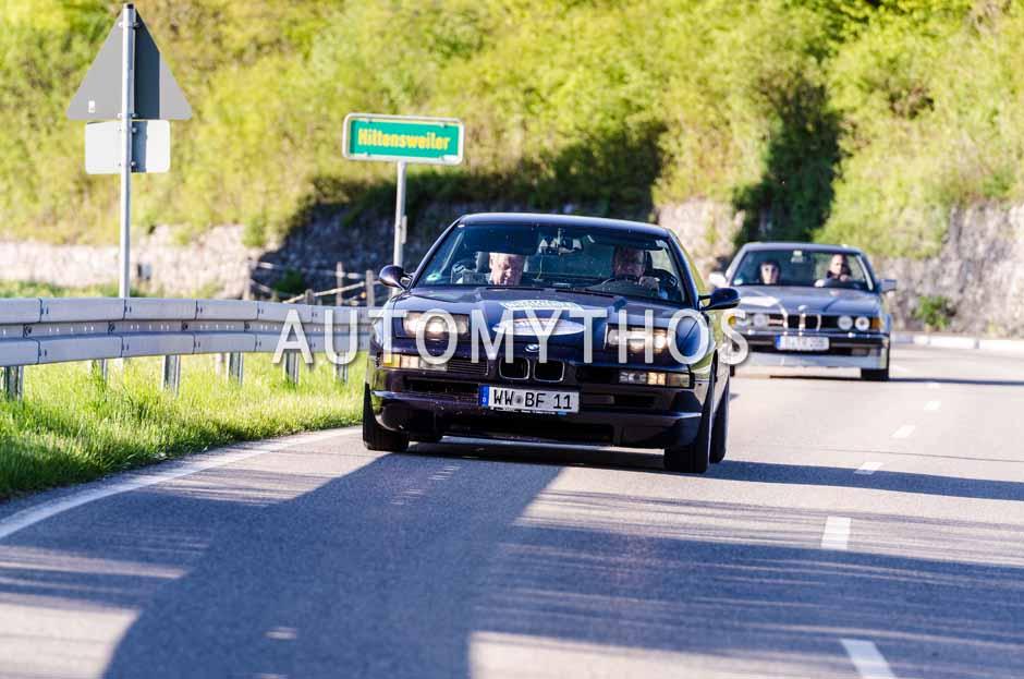 Automythos | 5. Bodensee Klassik 2016 | 178 | Burkhard Theis & Bernd Stahl | BMW 850 CSi