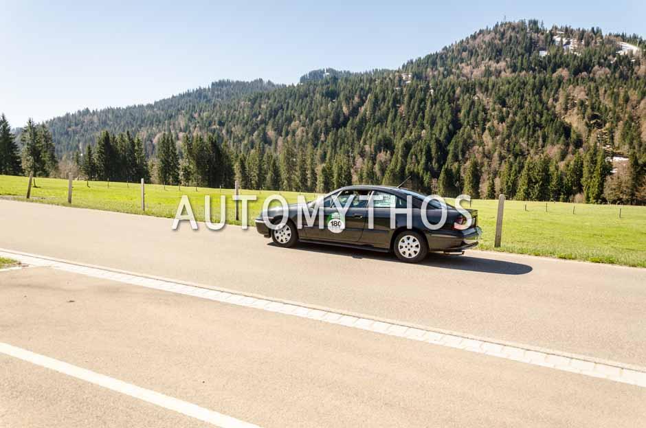 Automythos | 5. Bodensee Klassik 2016 | 180 | Daniel Hoffmann & Andreas Hoffmann | Opel Calibra A