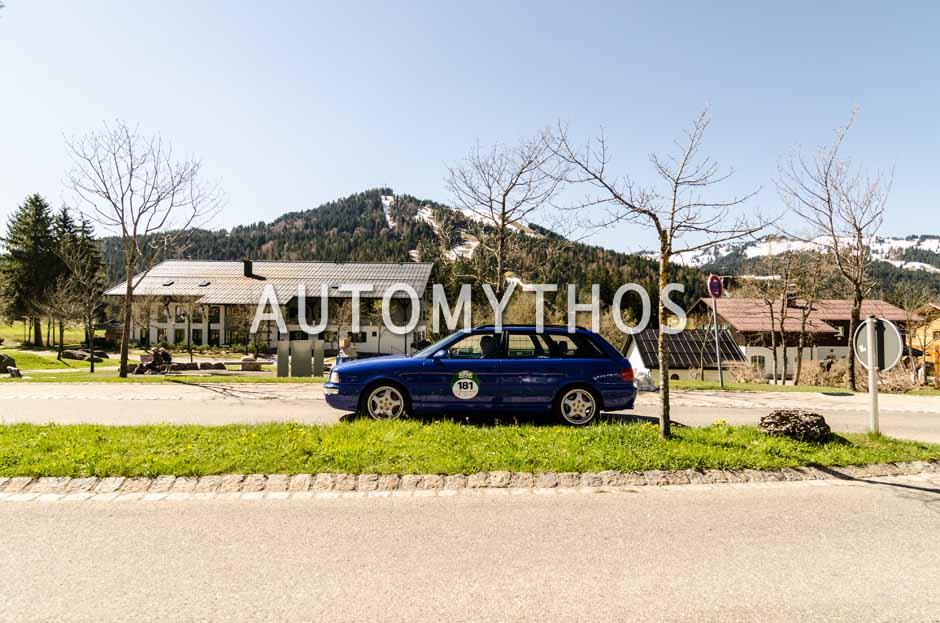 Automythos | 5. Bodensee Klassik 2016 | 181 | Bodo Wex & Veronika Sattler | Audi RS 2