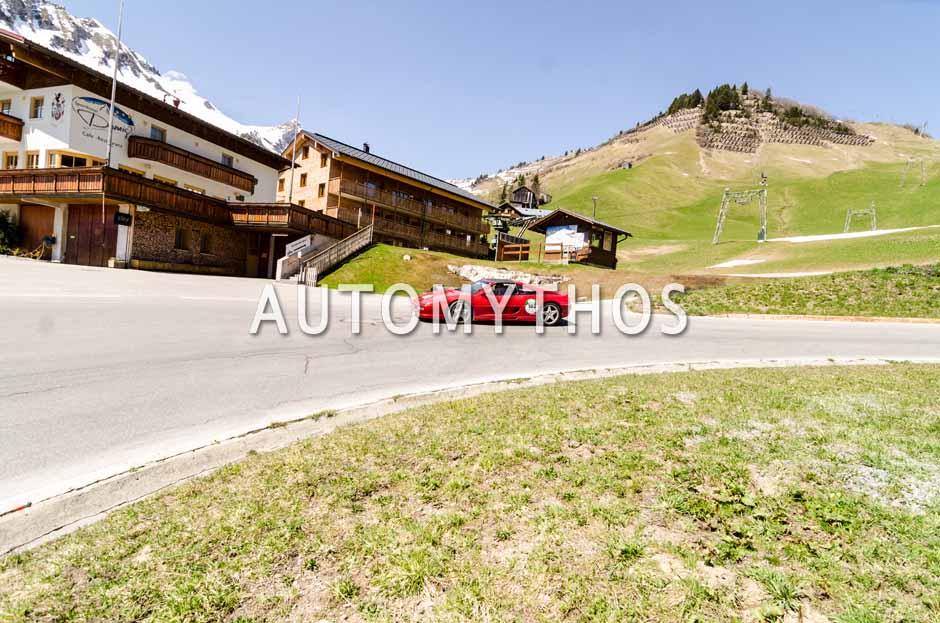 Automythos | 5. Bodensee Klassik 2016 | 182 | Jacqueline Litscher & Bertil Majer | Ferrari F355 GTS