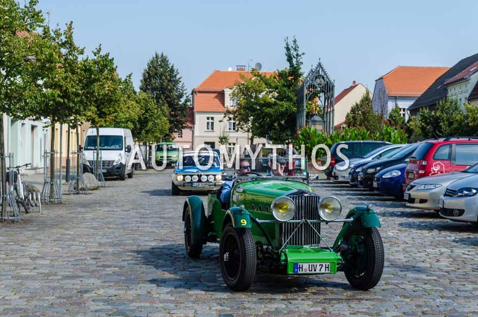 Automythos | 9. Hamburg Berlin Klassik 2016 | 2 | Ralf Klaus & Hans Georg Ahrens | Talbot London 90 AV