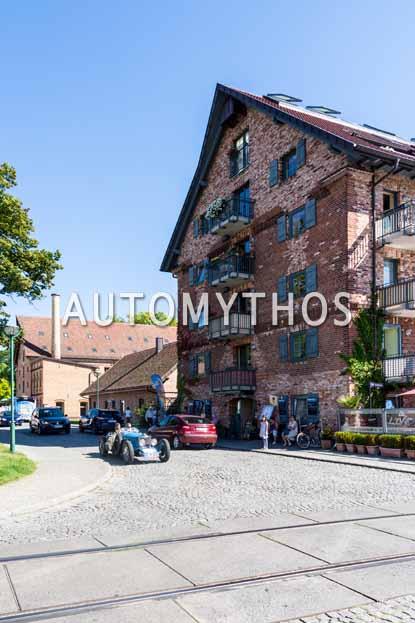 Automythos | 9. Hamburg Berlin Klassik 2016 | 4 | Joerg Crone & Anna Maria Crone | Riley TT Sprite