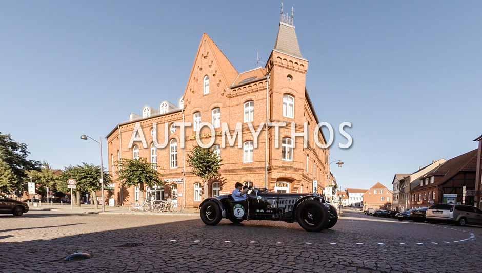 Automythos | 9. Hamburg Berlin Klassik 2016 | 5 | Thomas Deitlaff & Dominique Oechsle | Alvis Silver Eagle