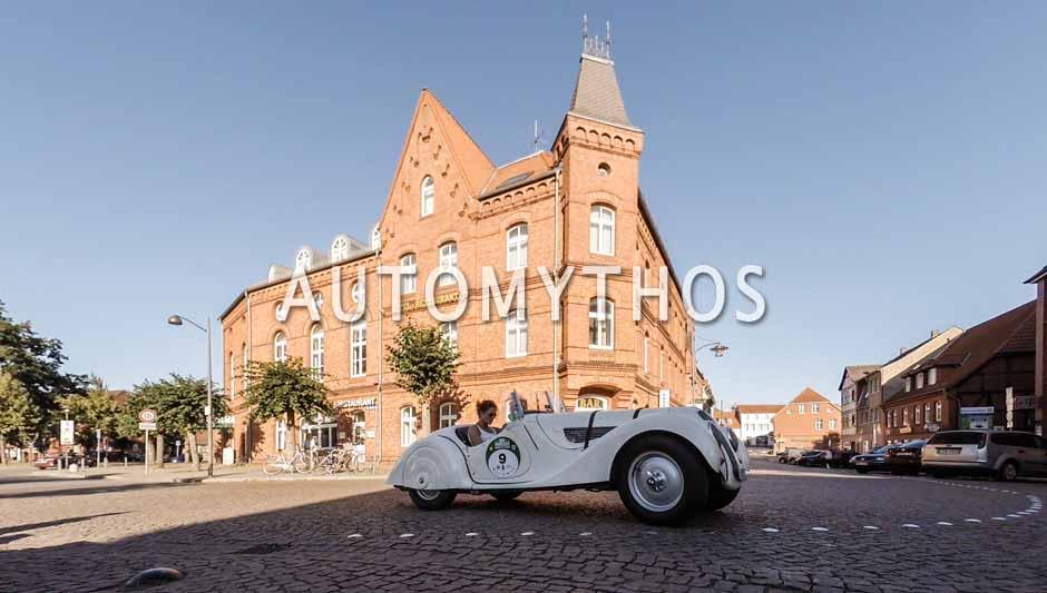 Automythos | 9. Hamburg Berlin Klassik 2016 | 9 | Heinz Eberhart & Evelyne Eberhart | BMW 328
