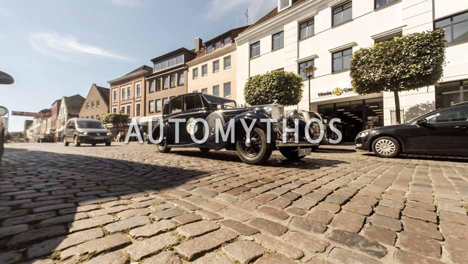 Automythos | 9. Hamburg Berlin Klassik 2016 | 10 | Thoralf Volkens & Florian Gripp | Bentley Park Ward High Vision