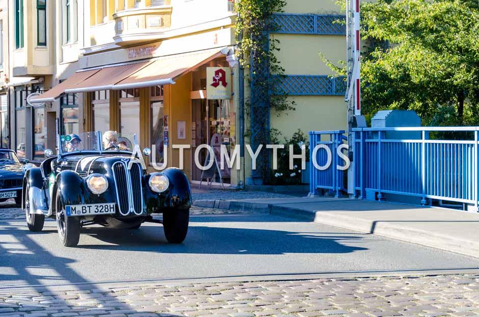 Automythos | 9. Hamburg Berlin Klassik 2016 | 11 | Ulrich Knieps & Katarina Witt | BMW 328