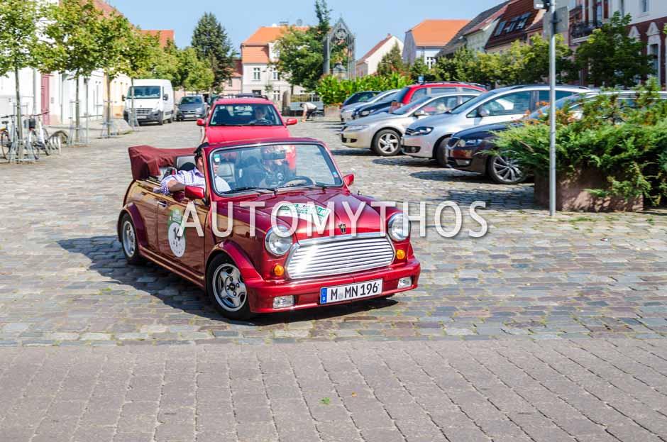 Automythos | 9. Hamburg Berlin Klassik 2016 | 14 | Ralf Bernert & Carl Christian Jancke | Mini Cabriolet