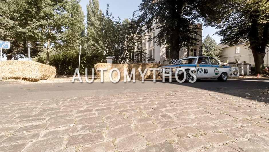 Automythos | 9. Hamburg Berlin Klassik 2016 | 16 | Wolfgang Wieland & Stefan Behr | BMW 2002 ti Rallye