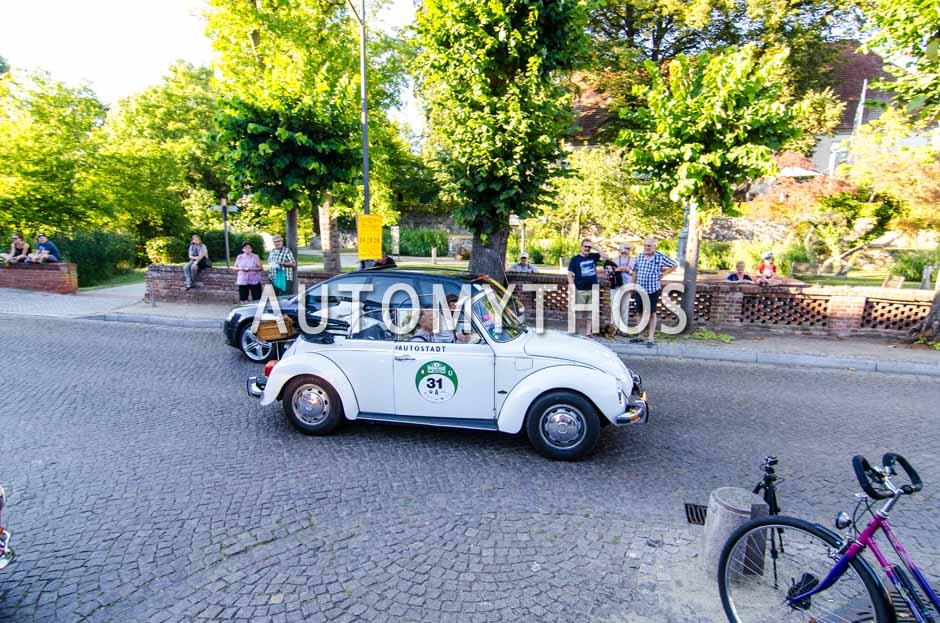 Automythos | 9. Hamburg Berlin Klassik 2016 | 31 | Jan Bayer & Stefan Uhl | Volkswagen 1303 Cabriolet