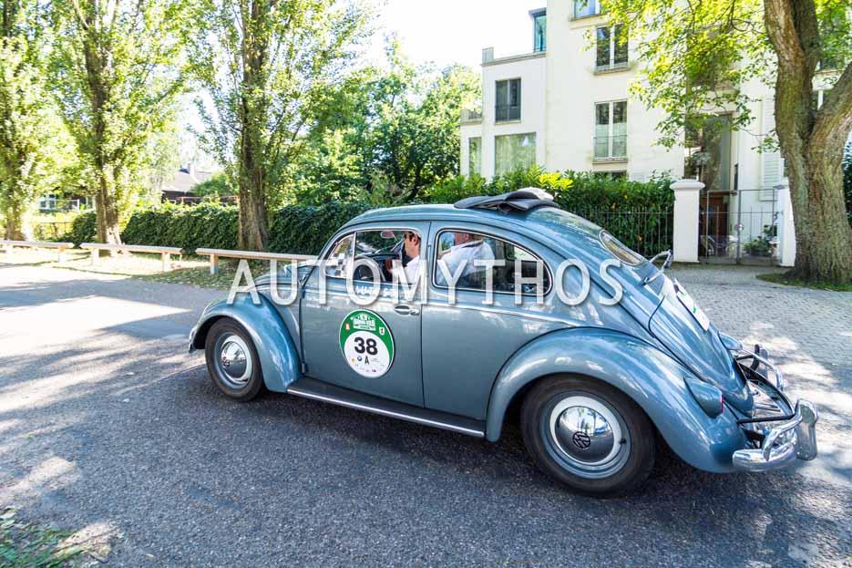 Automythos | 9. Hamburg Berlin Klassik 2016 | 38 | Tim Westermann & Alexander Voigt | Volkswagen 1200 Export