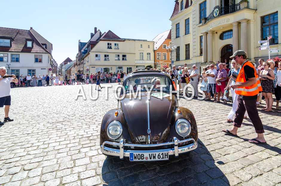 Automythos | 9. Hamburg Berlin Klassik 2016 | 40 | Michael Pietras & Elmira Pietras | Volkswagen 1200 Export