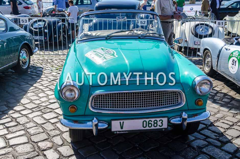 Automythos | 9. Hamburg Berlin Klassik 2016 | 52 | Maximilian Bitter & Silke Rosskothen | Skoda Felicia