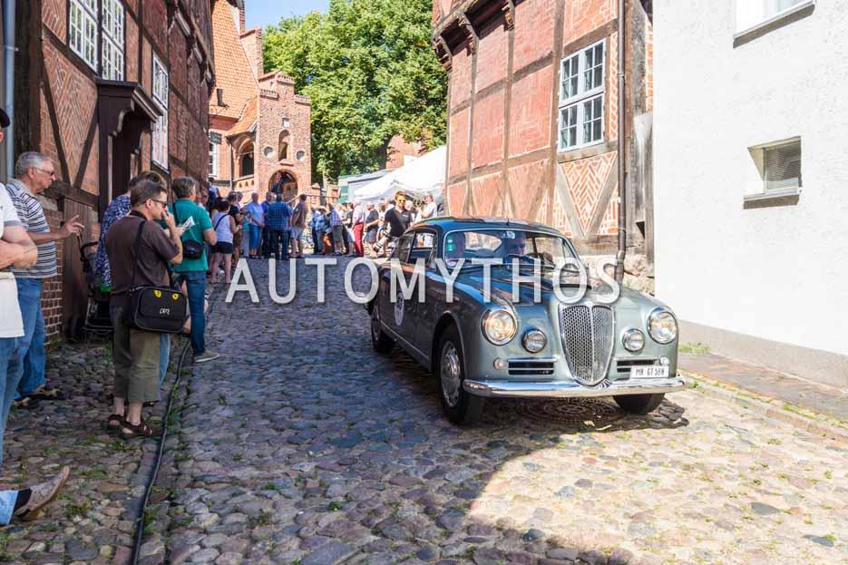 Automythos | 9. Hamburg Berlin Klassik 2016 | 53 | Dr. Klaus Ziegner & Dr. Viktor Wagner | Lancia Aurelia B20 GT