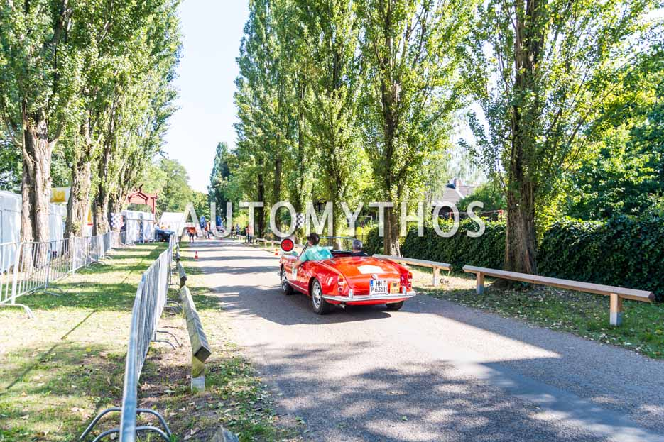 Automythos | 9. Hamburg Berlin Klassik 2016 | 58 | Michael Pitsch & Malte Klarzcyk | Alfa Romeo Giulietta Spider