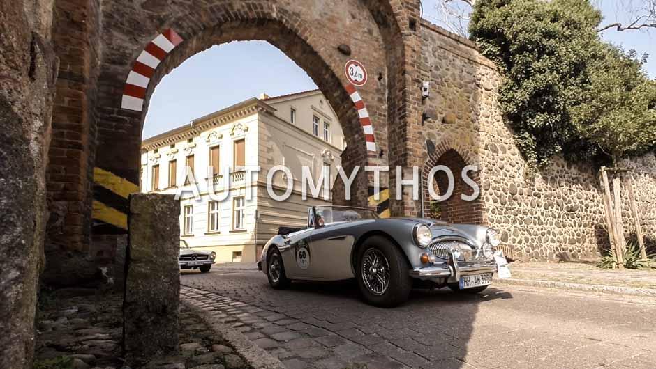 Automythos | 9. Hamburg Berlin Klassik 2016 | 60 | Stefan Wulff & Dr. Jörg Verstl | Austin-Healey 3000 Mk III