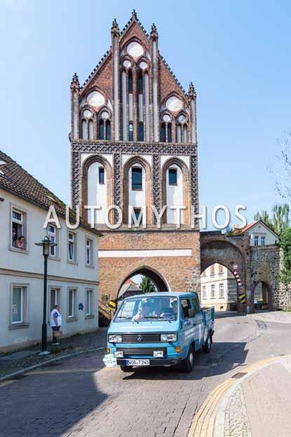 Automythos | 9. Hamburg Berlin Klassik 2016 | 68 | Dr. Erich Glavitza & Siegfried Rauch | Volkswagen T3 Doppelkabine
