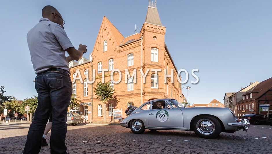 Automythos | 9. Hamburg Berlin Klassik 2016 | 69 | Jörg Stachel & Detlef Stachel | Porsche 356 B
