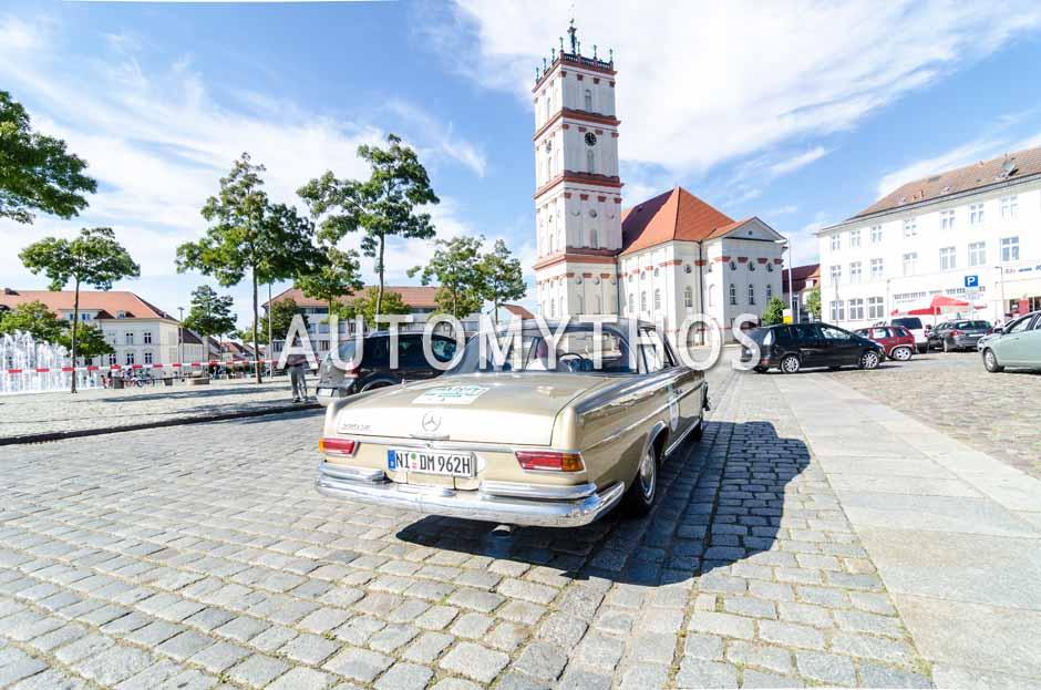 Automythos | 9. Hamburg Berlin Klassik 2016 | 70 | Dirk Meyer & Martin Steinmetz | Mercedes-Benz 220 SEb Coupé