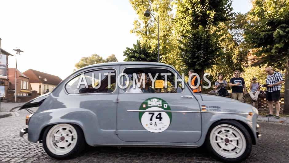 Automythos | 9. Hamburg Berlin Klassik 2016 | 74 | Christian Köppen & Gabriele Köppen | Seat 600