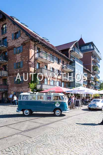 Automythos | 9. Hamburg Berlin Klassik 2016 | 75 | Dr. Eckhard Scholz & Cornelia Scholz | Volkswagen T1