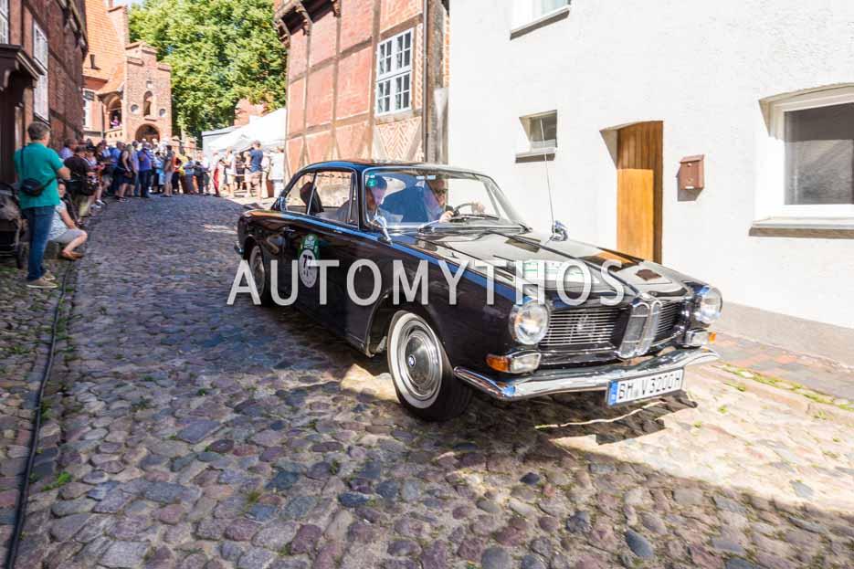 Automythos | 9. Hamburg Berlin Klassik 2016 | 77 | Thomas Bormann & Jürgen Löchel | BMW 3200 CS