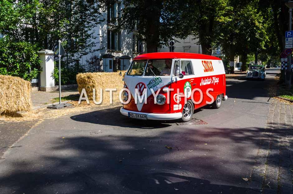 Automythos | 9. Hamburg Berlin Klassik 2016 | 79 | Dirk Hattenhauer & Tim Lücke | Volkswagen T1