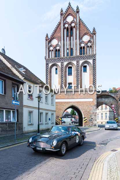 Automythos | 9. Hamburg Berlin Klassik 2016 | 80 | Jens Ruppert & Ute Ruppert | Aston Martin DB6