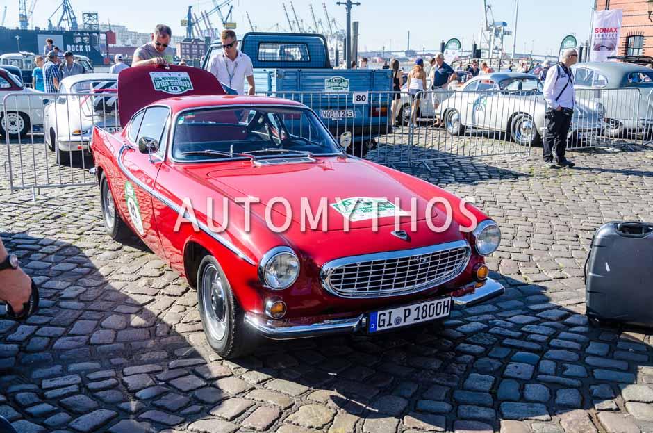 Automythos | 9. Hamburg Berlin Klassik 2016 | 81 | Stefan Voswinkel & Michael Schweitzer | Volvo P1800 S