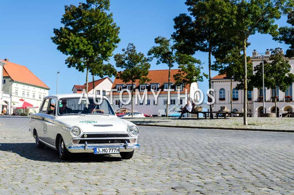 Automythos | 9. Hamburg Berlin Klassik 2016 | 87 | Michael Gross & Oliver Schneider | Lotus Cortina