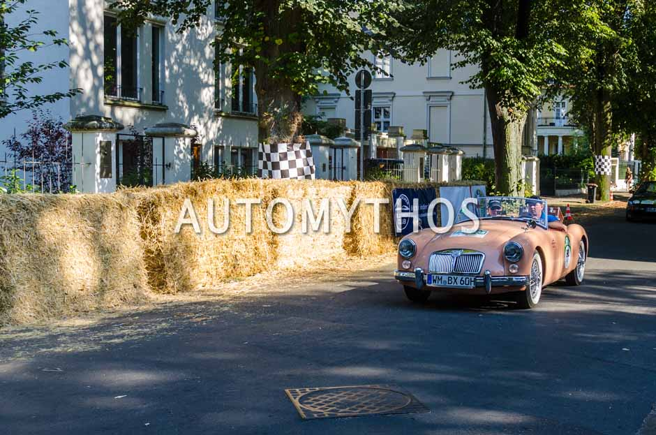 Automythos | 9. Hamburg Berlin Klassik 2016 | 90 | Manuel Baierlacher & Alexander Schramm | MG MGA