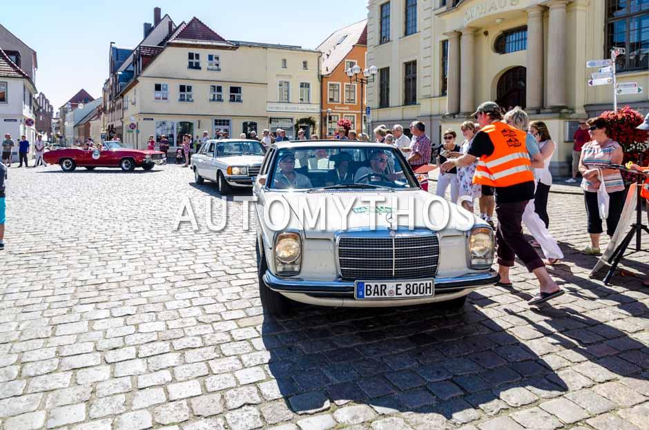 Automythos | 9. Hamburg Berlin Klassik 2016 | 91 | Marcel Köppen & Jens Thaute | Mercedes-Benz W115 /8 230.4