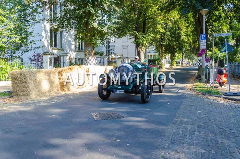 Automythos | 9. Hamburg Berlin Klassik 2016 | 95 | Dr. Ludger Hellenthal & Gert Maria Freimuth | Bentley Open Tourer