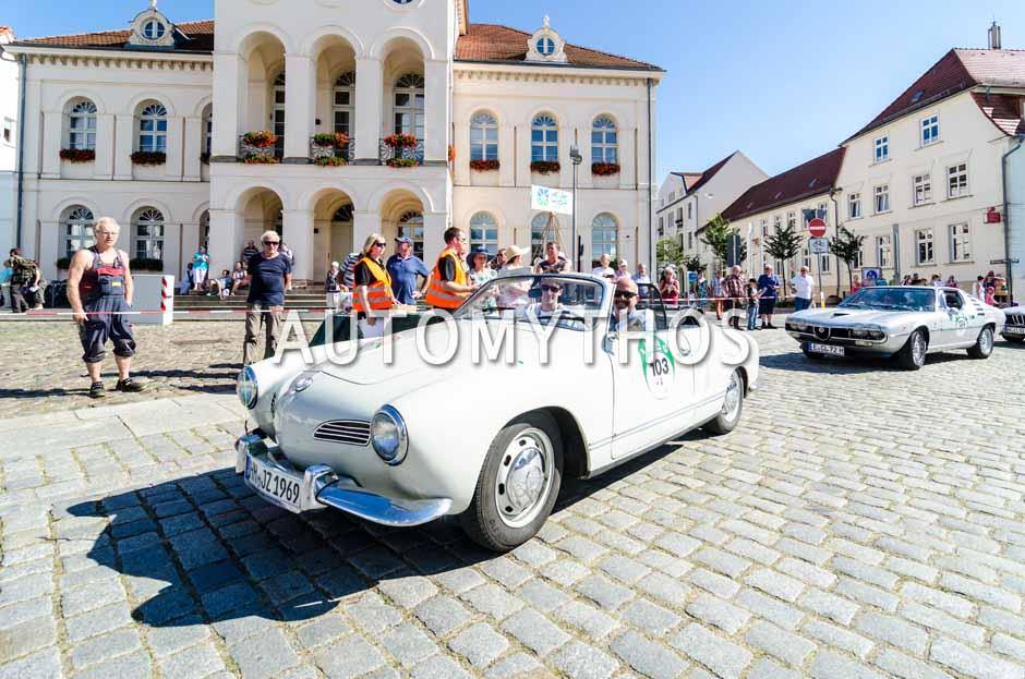 Automythos | 9. Hamburg Berlin Klassik 2016 | 103 | Joachim Zeunges & Frederik Zeunges | Volkswagen Karmann-Ghia