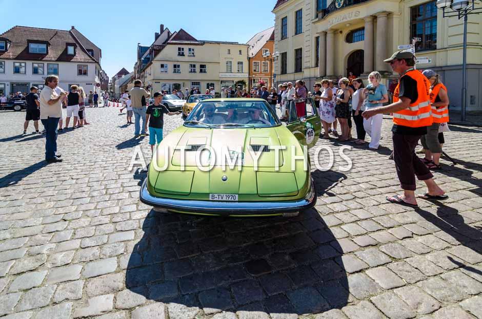 Automythos | 9. Hamburg Berlin Klassik 2016 | 105 | Carsten Drewitz & Thomas Neef | Maserati Indy 4200