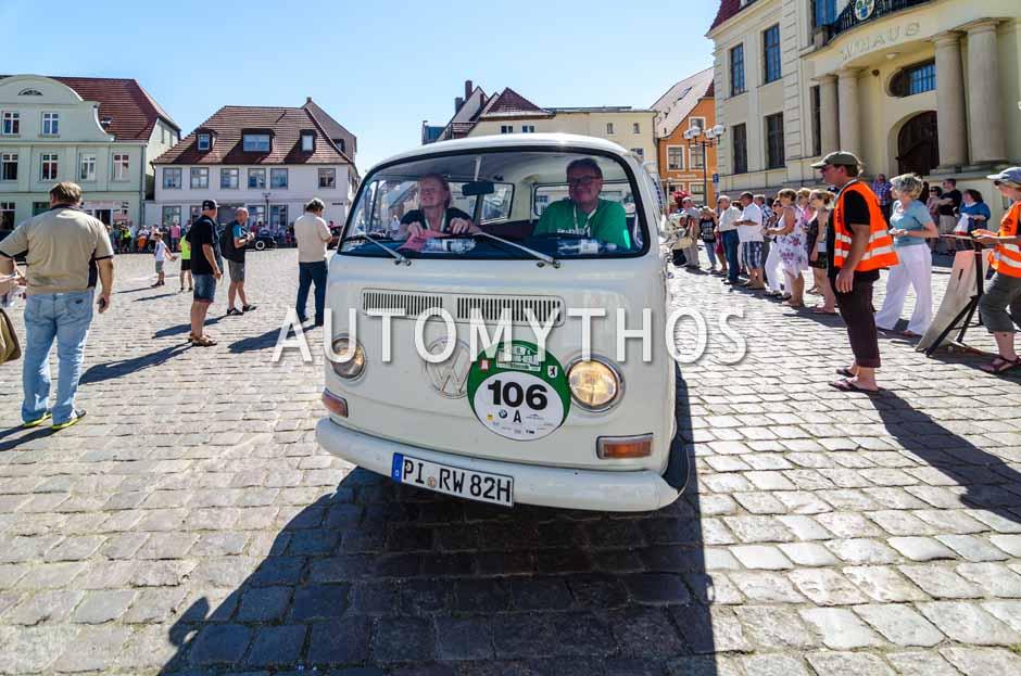 Automythos | 9. Hamburg Berlin Klassik 2016 | 106 | Gerd Rindchen & Christine Rindchen | Volkswagen T2