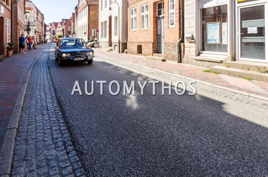 Automythos | 9. Hamburg Berlin Klassik 2016 | 114 | Prof. Dr. Mario Theissen & Helma Sperling | BMW 2500