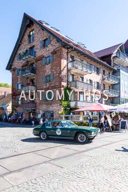 Automythos | 9. Hamburg Berlin Klassik 2016 | 116 | Rüdiger Ludwig & Peter Kuhnke | Jensen Interceptor Mk II