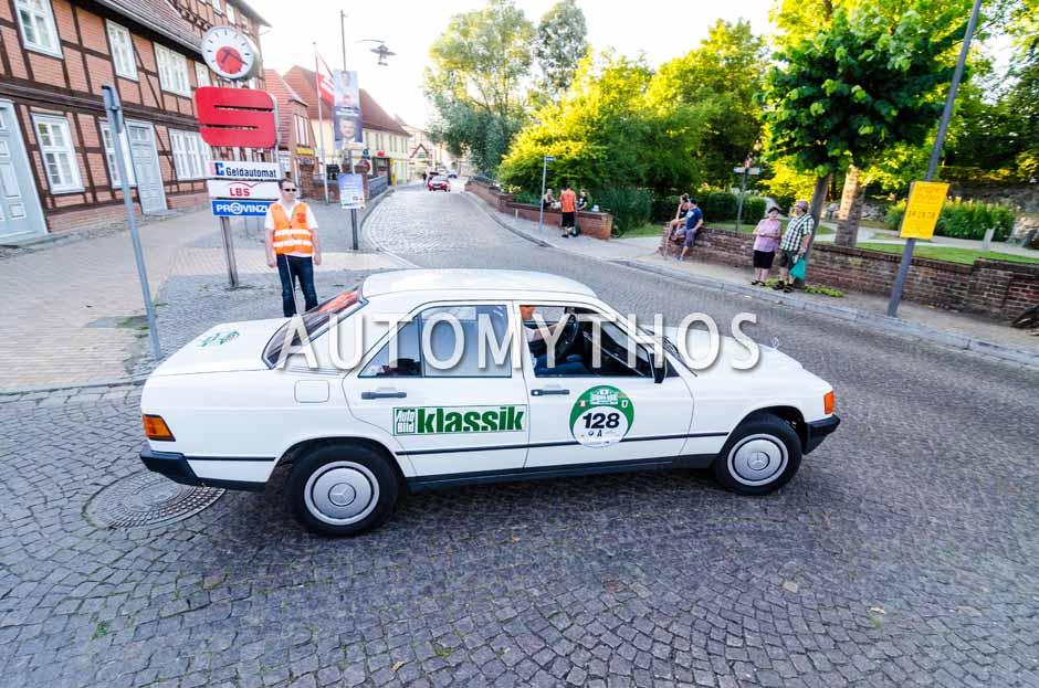 Automythos | 9. Hamburg Berlin Klassik 2016 | 128 | Henning Hinze | Mercedes-Benz 190