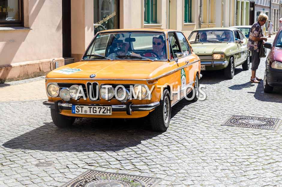 Automythos | 9. Hamburg Berlin Klassik 2016 | 131 | Thomas Groschek & Karl Groschek | BMW 2000 tii touring