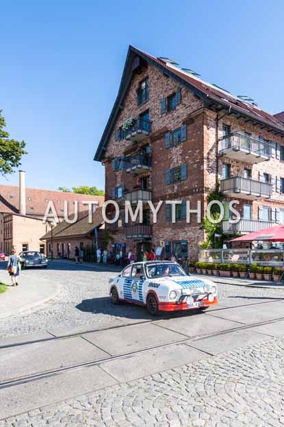 Automythos | 9. Hamburg Berlin Klassik 2016 | 135 | Matthias Kahle & Joachim R. Walther | Skoda 130 RS