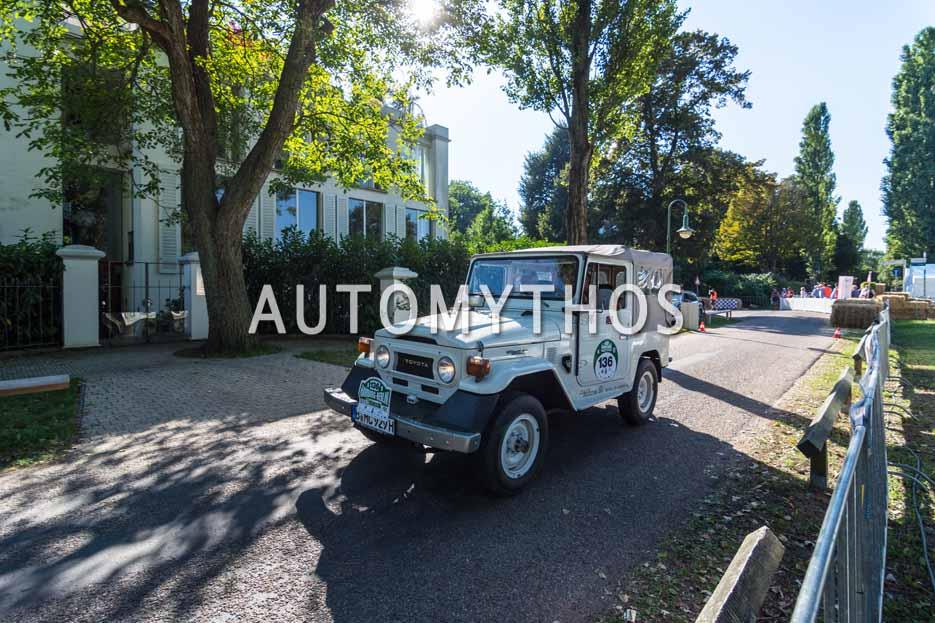 Automythos | 9. Hamburg Berlin Klassik 2016 | 136 | Detlef Slupinski & Dr. Dietrich Hartmann | Toyota Land Cruiser