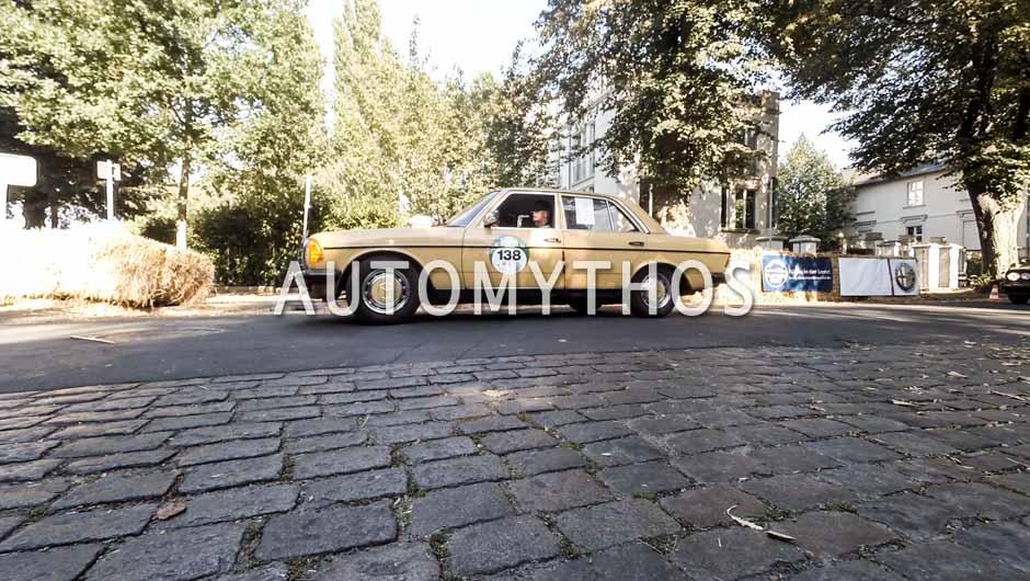 Automythos | 9. Hamburg Berlin Klassik 2016 | 138 | Jens Engelhardt & Luca Stickler | Mercedes-Benz 200