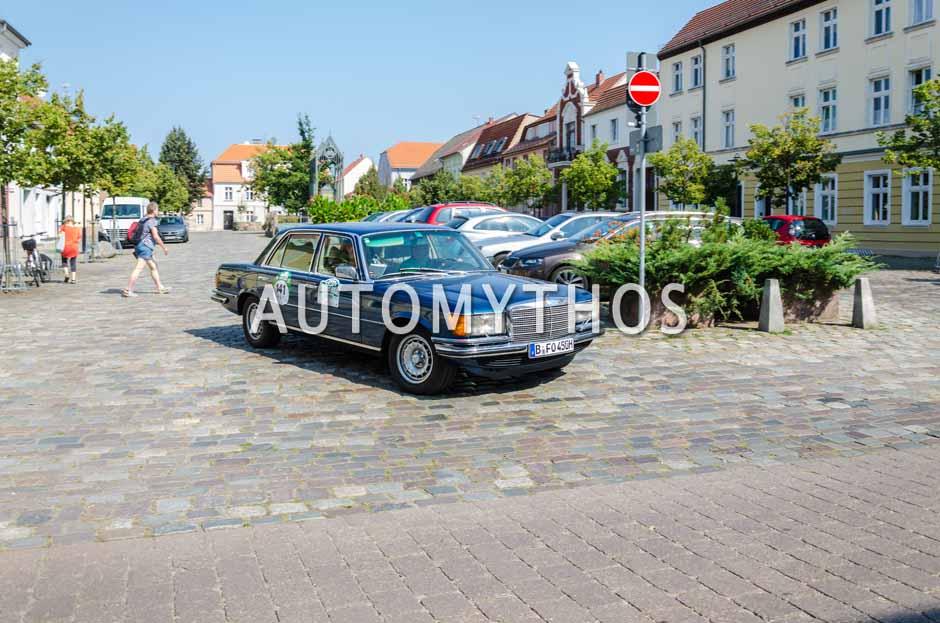 Automythos | 9. Hamburg Berlin Klassik 2016 | 141 | Fred Oehmke & Uschi Oehmke | Mercedes-Benz 450 SEL 6.9