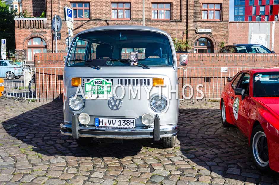Automythos | 9. Hamburg Berlin Klassik 2016 | 142 | Fritz Karl & Elena Uhlig | Volkswagen T2